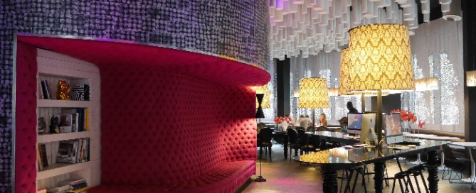 5 UNIQUE HOTELS IN BARCELONA