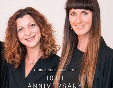 cubick 10th anniversary